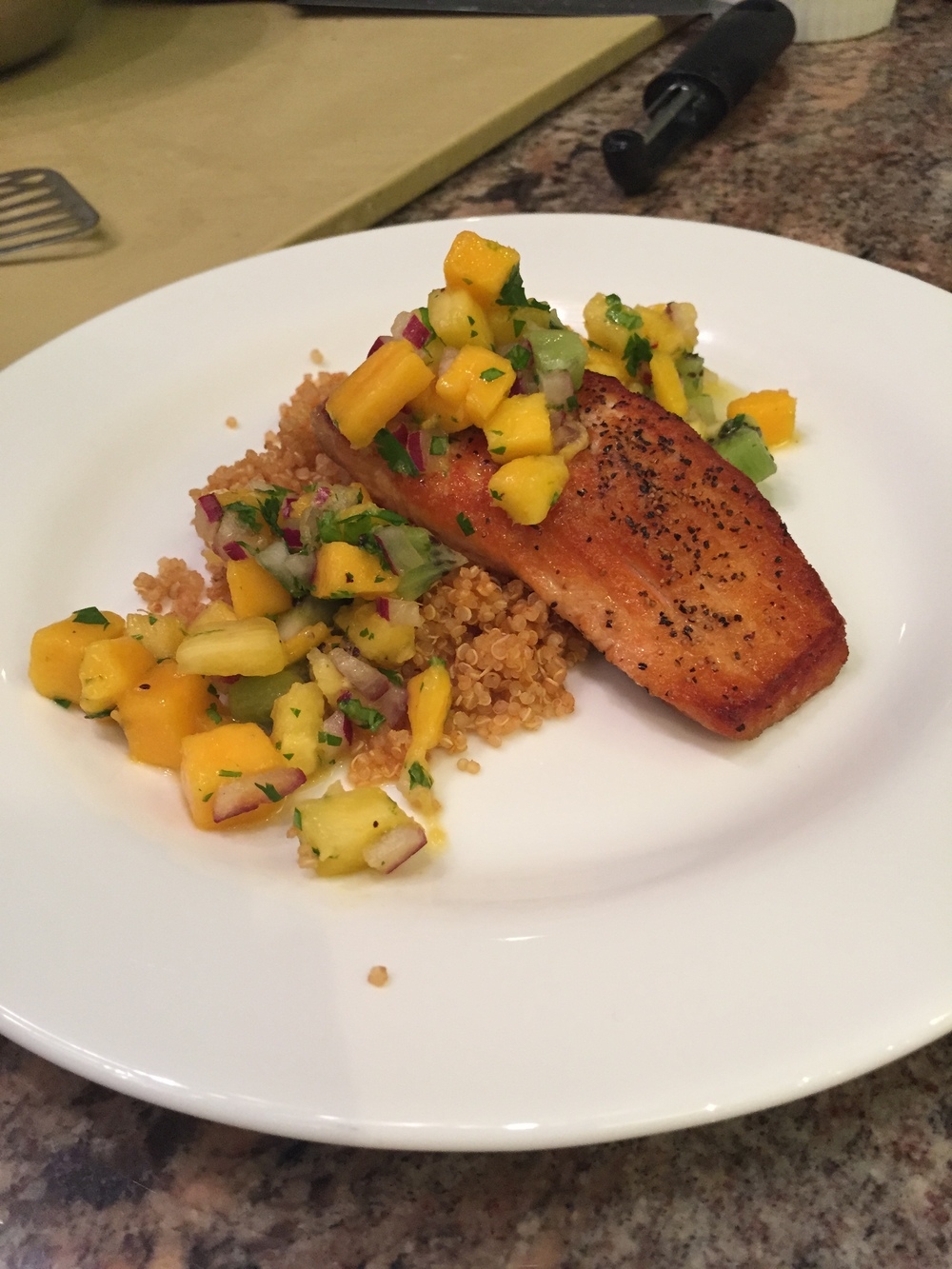 Salmon with Mango Salsa.JPG