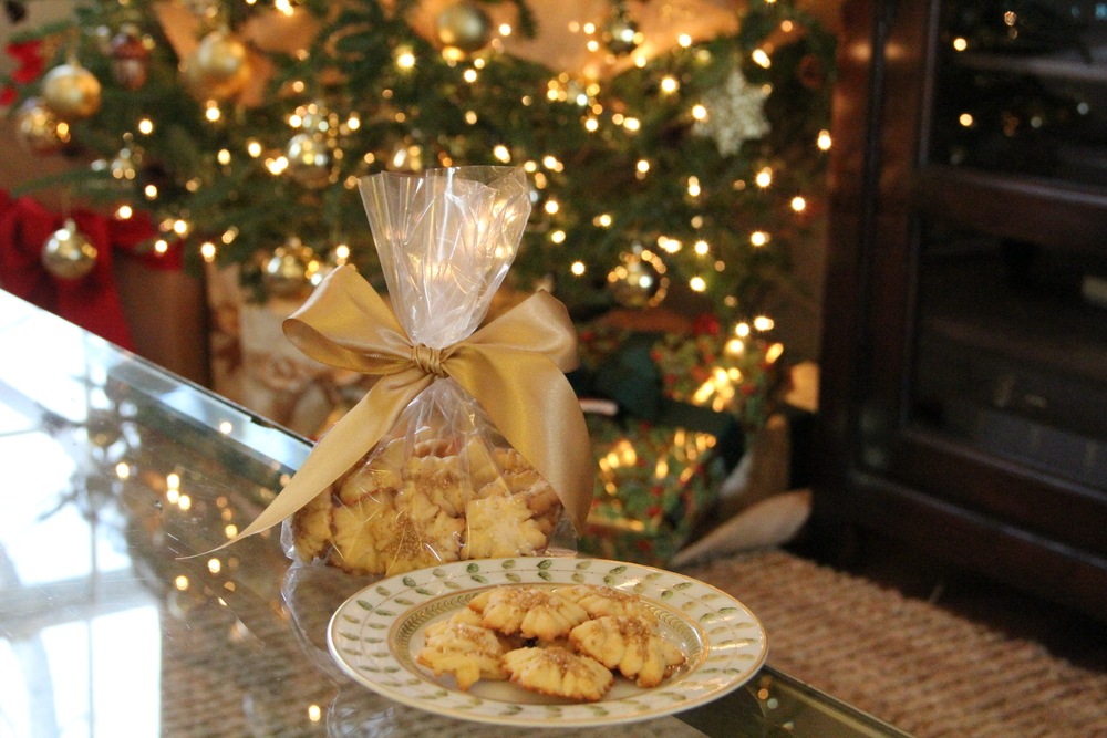 Spritz Cookies Redefining Domestics.JPG