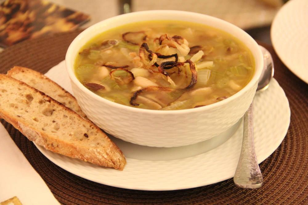White Bean and Wheat Berry Soup - Redefining Domestics 1.JPG