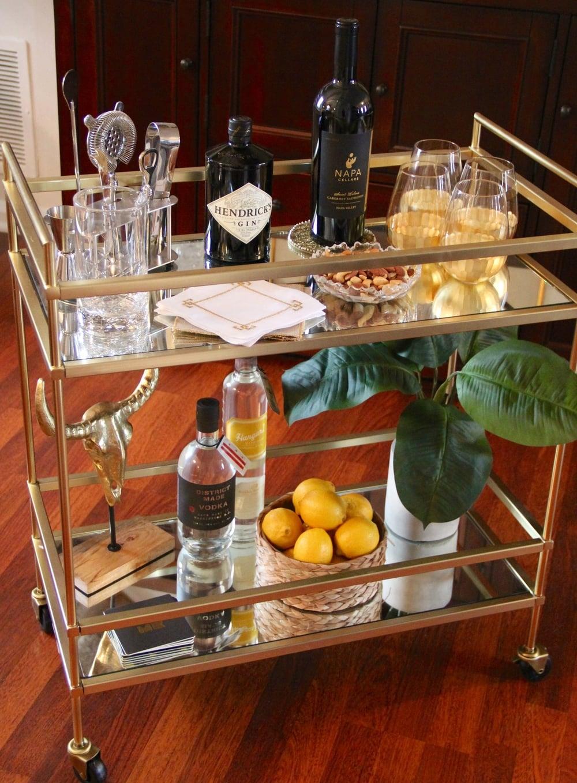 Bar Cart Styling - Redefining Domestics.jpg