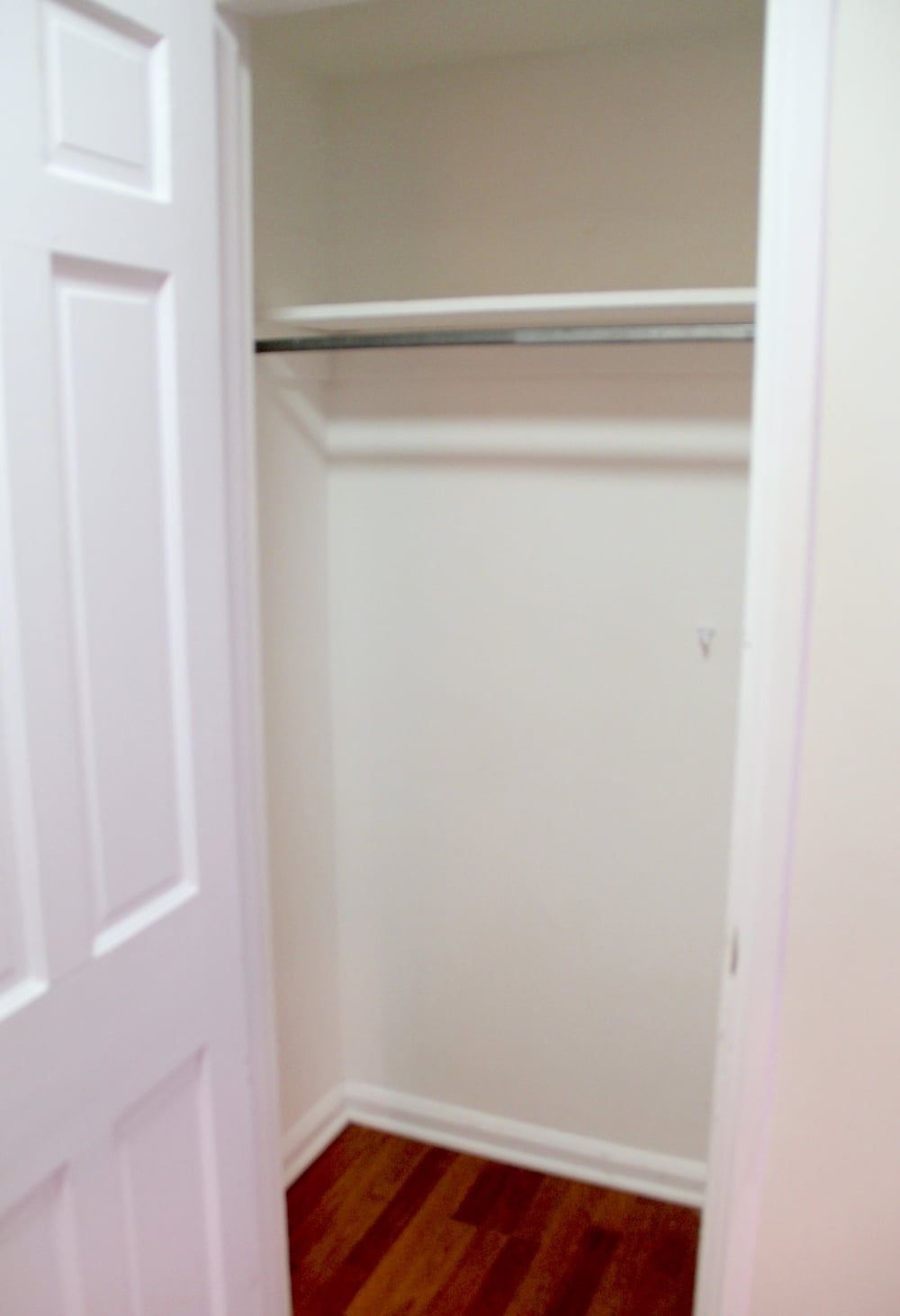 Closet Renovation Before 2
