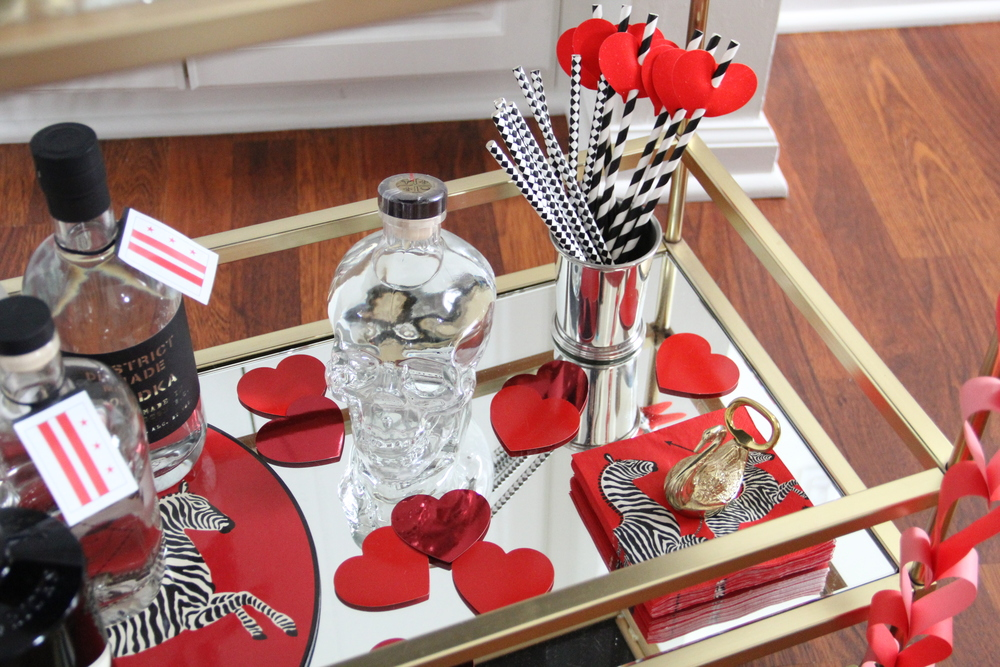Valentines Bar Cart Bottom Tier.JPG