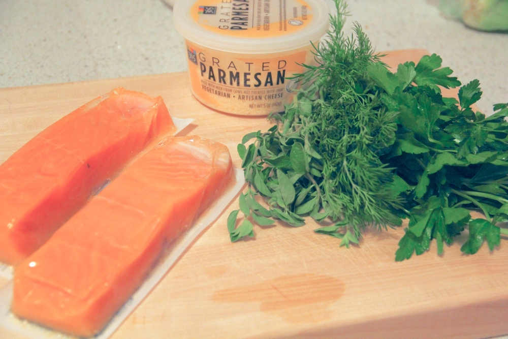 Parmesan & Herb Encrusted Salmon Ingredients.jpg