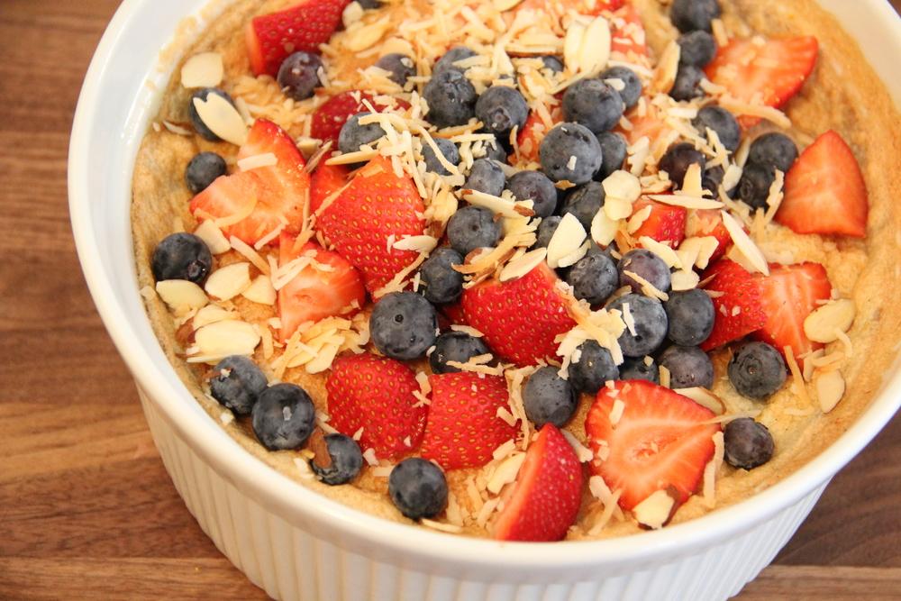 Oatmeal Souffle | Redefining Domestics.JPG