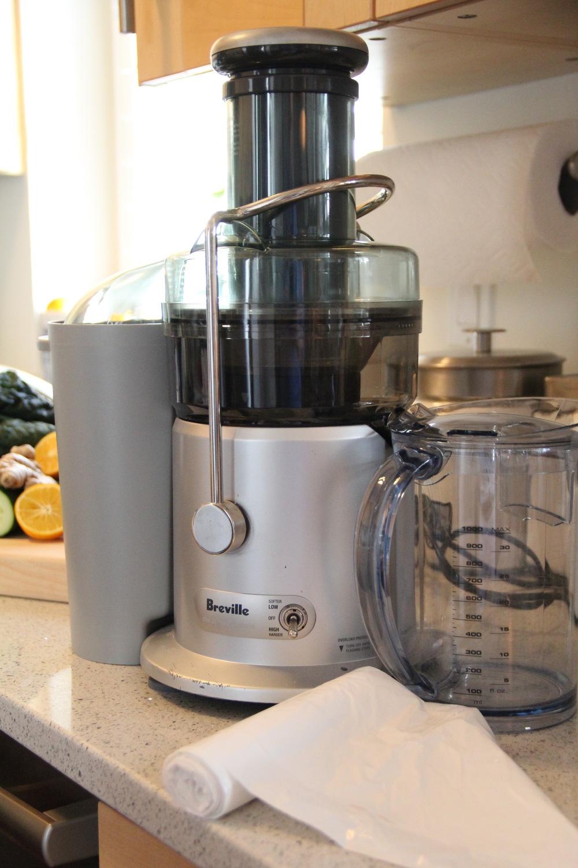 Breville Juicer | Redefining Domestics.jpg