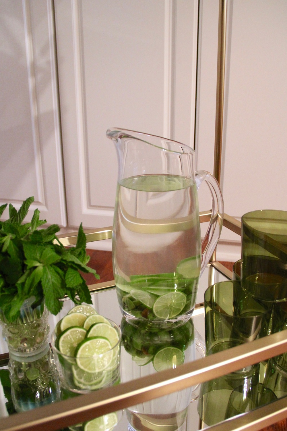 Simon Pearce Addison Pitcher Flavor Infused Water 1.jpg