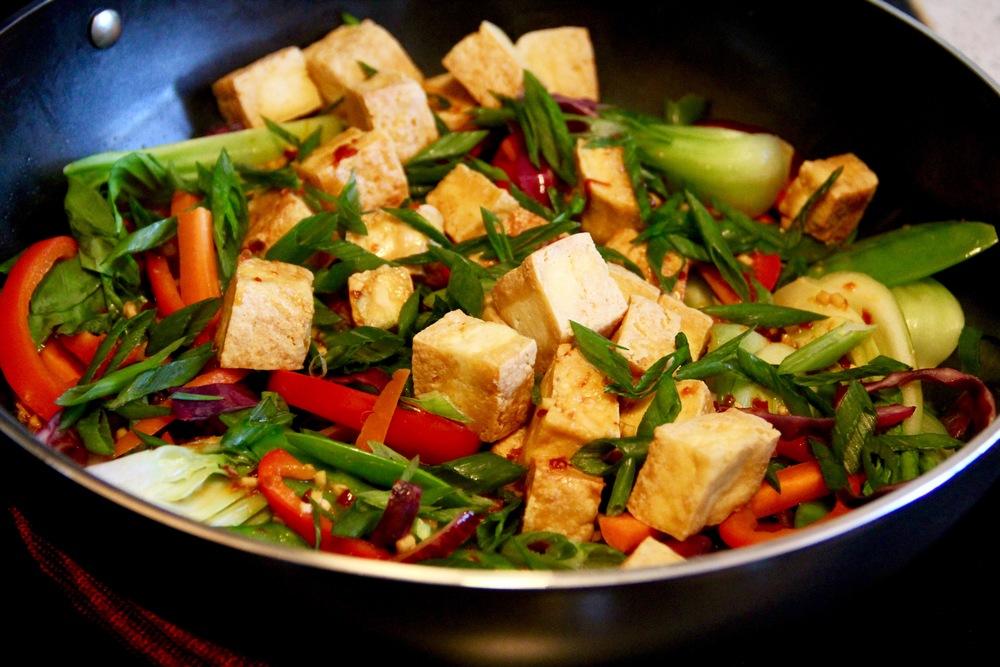 Healthy Stir Fry Step 5 | Redefining Domestics.jpg