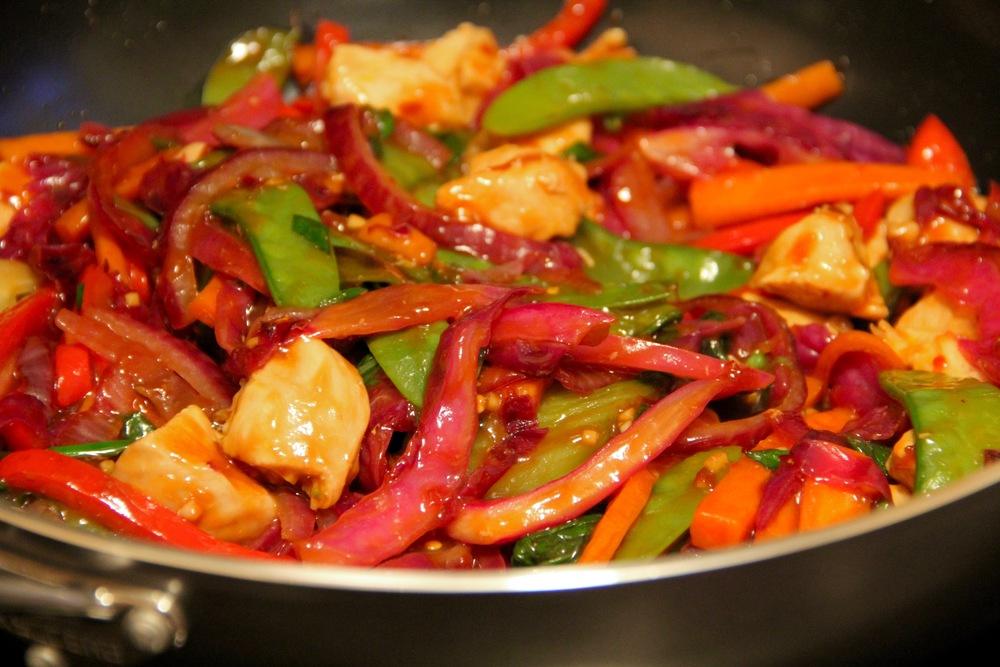 Healthy Stir Fry Step 6 | Redefining Domestics.jpg
