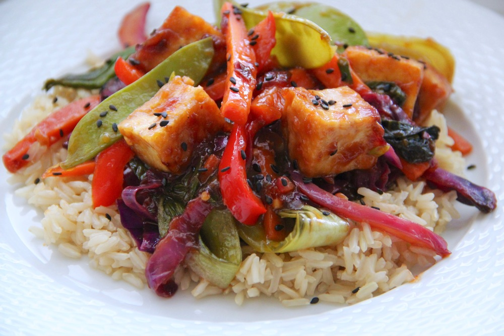 Healthy Stir Fry Step 8 | Redefining Domestics.jpg