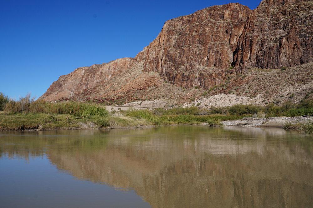 Colorado Canyon, Big Bend Ranch State Park
