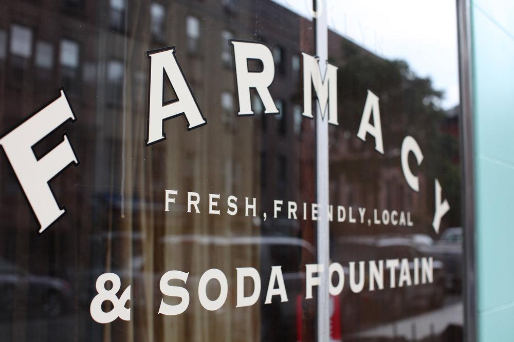 Staff, Brooklyn Farmacy 2015