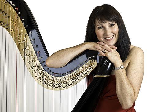 Beautiful harp wedding music
