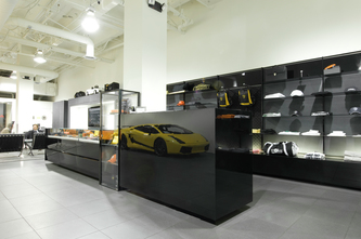 Lamborghini Westfield Topanga