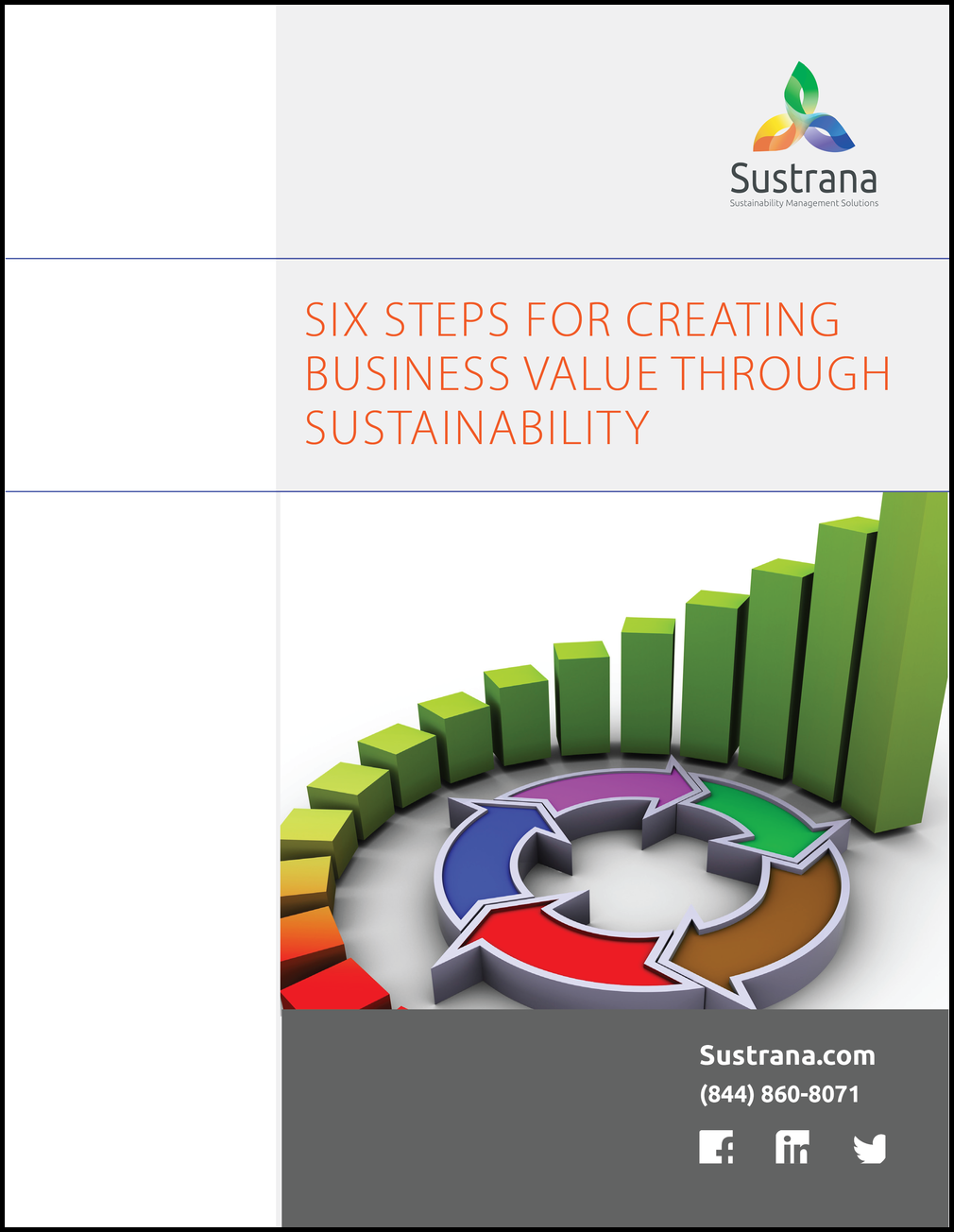 thumbnail Six Steps for Creating Business Value through Sustainability