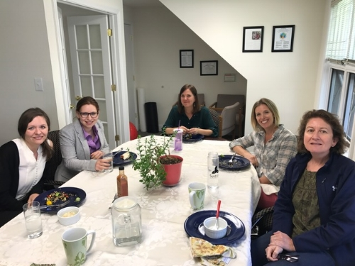 Celebrating A Day Without Waste with a Sustrana Team Potluck Luncheon