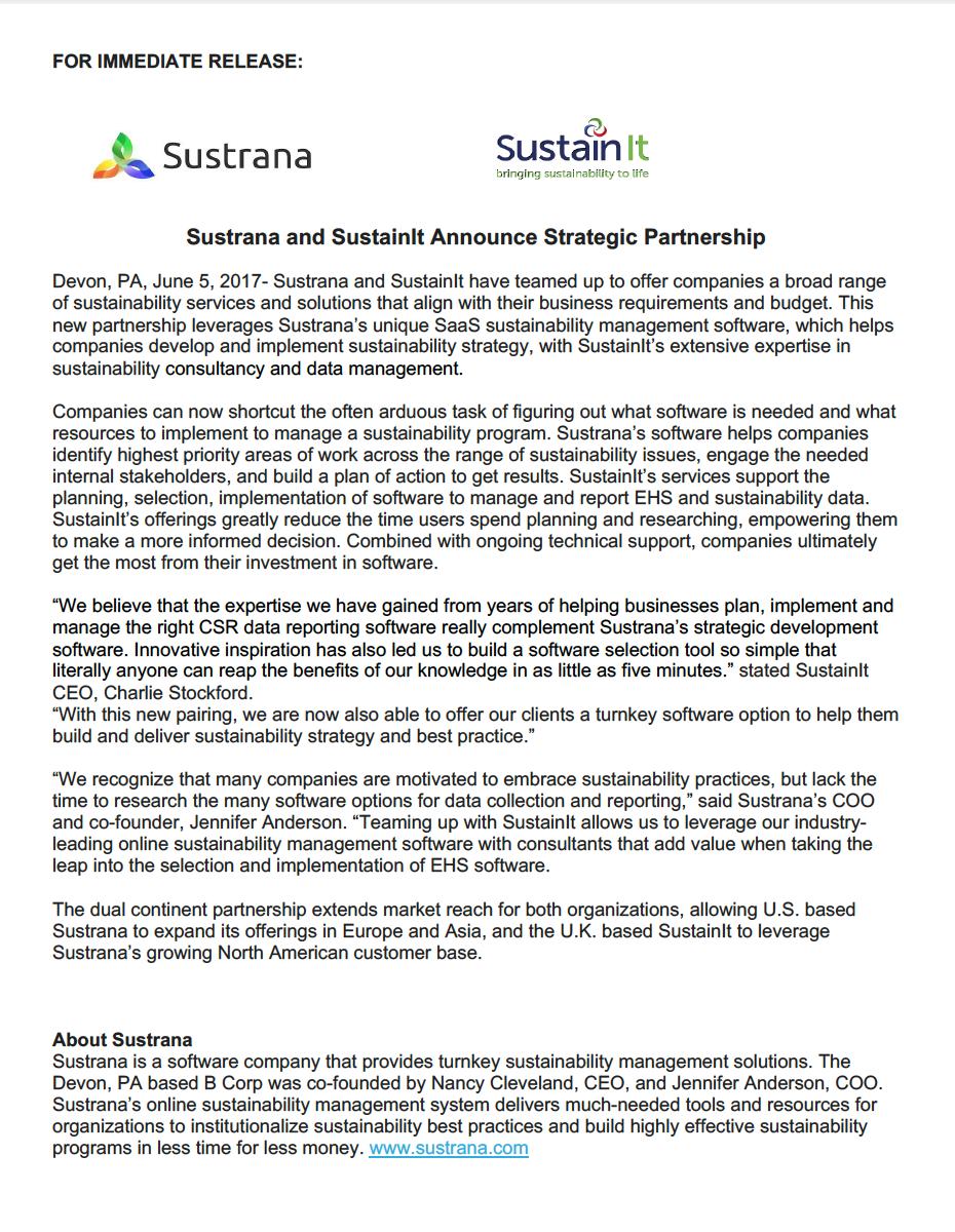 SustainIt/Sustrana