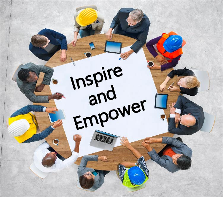 thumbnail Inspire & Empower:  Why It's Better When More People Have a Seat at the Table