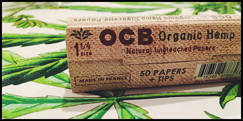 "The popular 1.1/4"" size papers come with 50 leaves per booklet. That more than the other options out there. More papers more fun."
