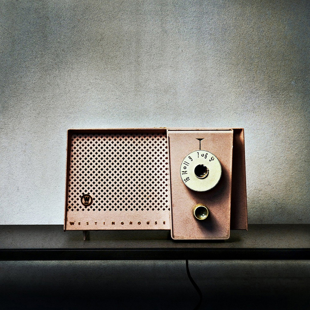Pink Radio   Robert Moran  9 × 9, Edition of 5, signed and numbered Archival inkjet print $100