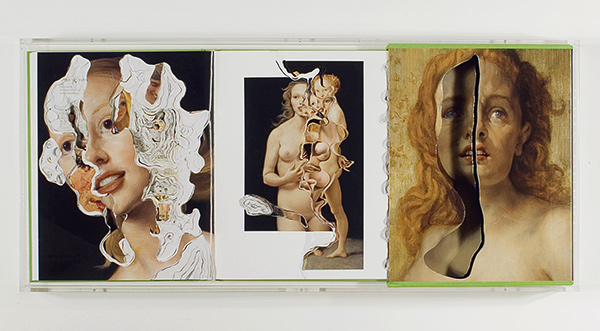 Anatomy of Love: John Currin, 2009