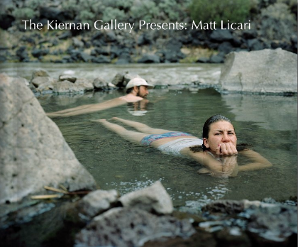 The Kiernan Gallery Presents: Matt Licari October 26, 2012