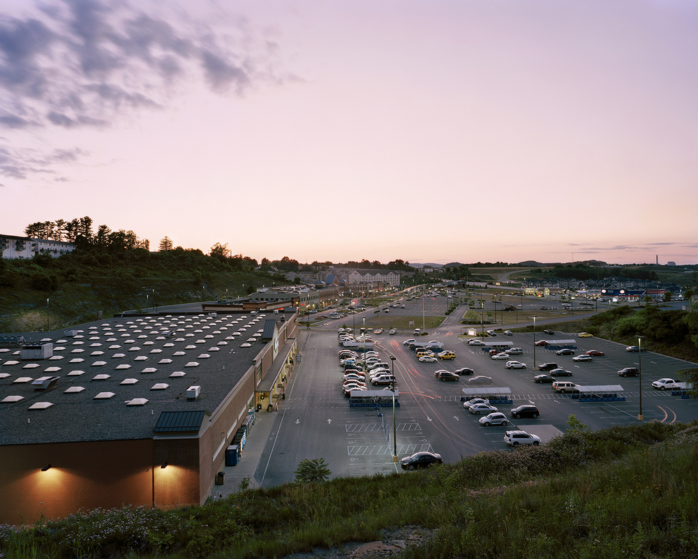 Suncrest Town Center, Morgantown, WV, 2012