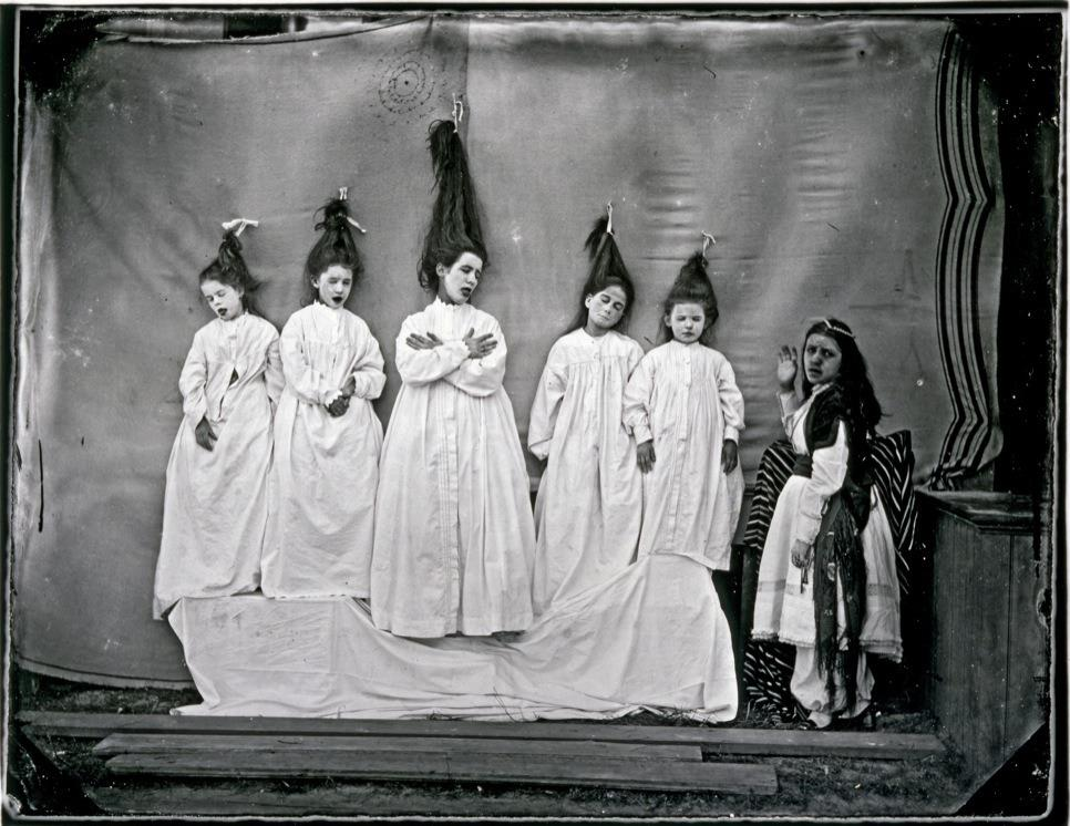 A Children's Play (Bluebeard's Wives), 1866