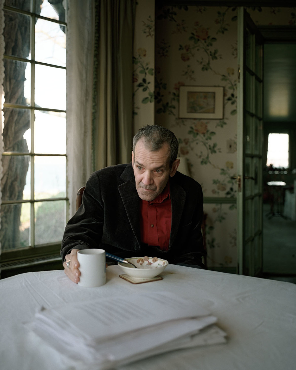 George, morning (2008)
