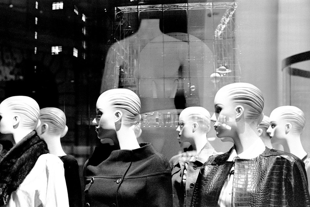 Mannequins on Parade