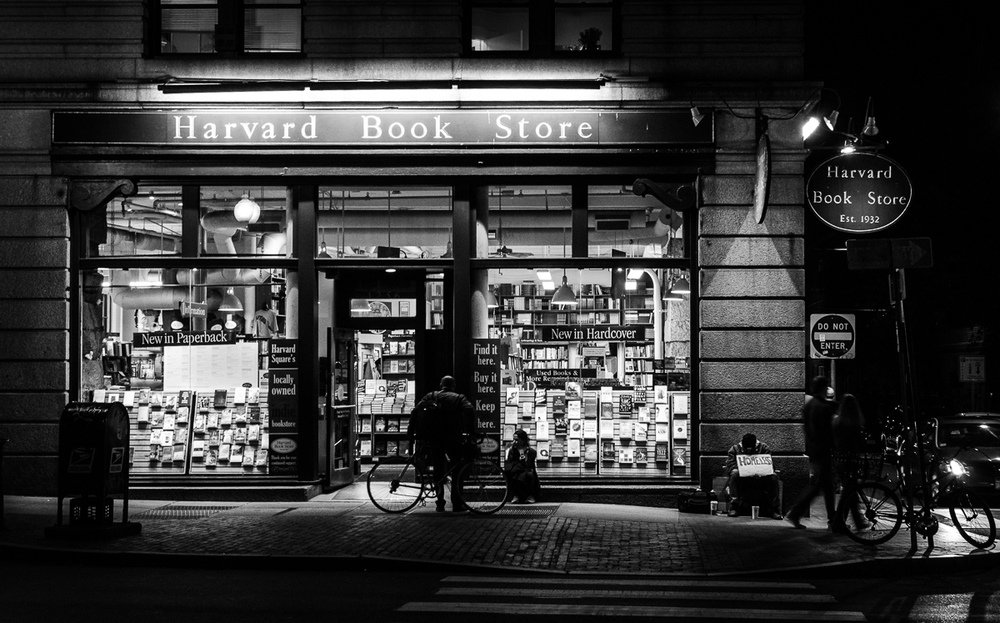Harvard Square , Natalie Fay Green
