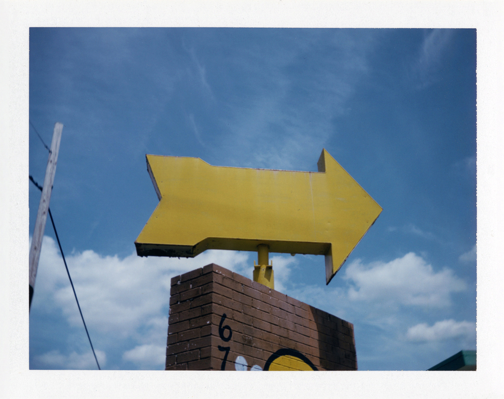 Yellow Arrow, LA, Richard McCabe