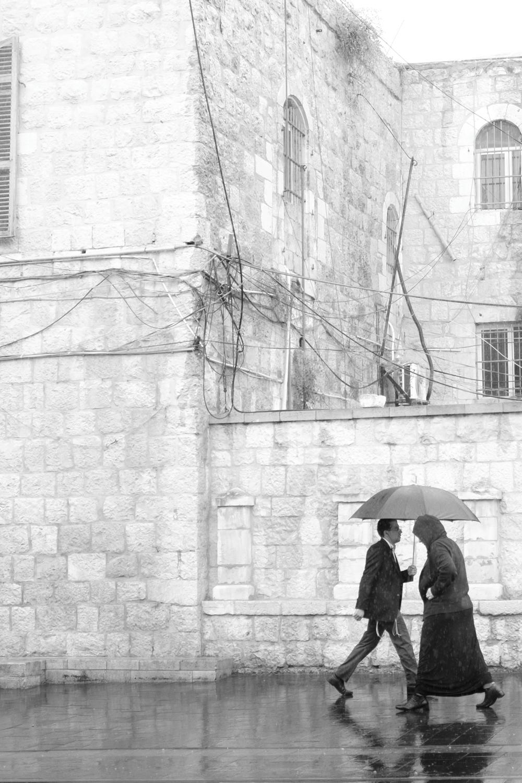 Jerusalem Rain