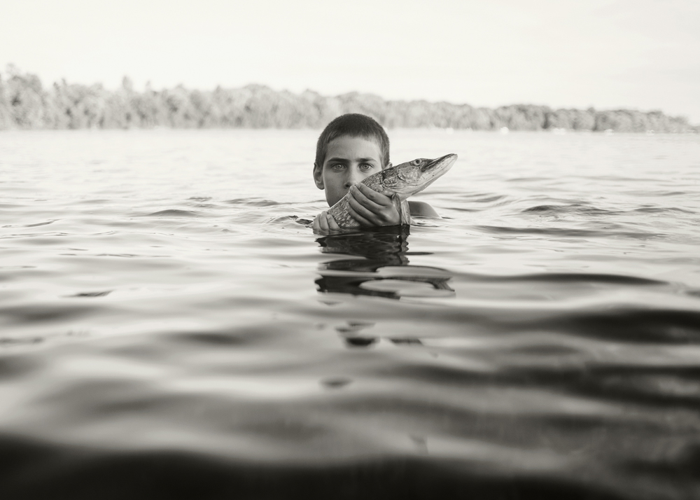 Jacob, Battle Lake, 2013, Deb Schwedhelm