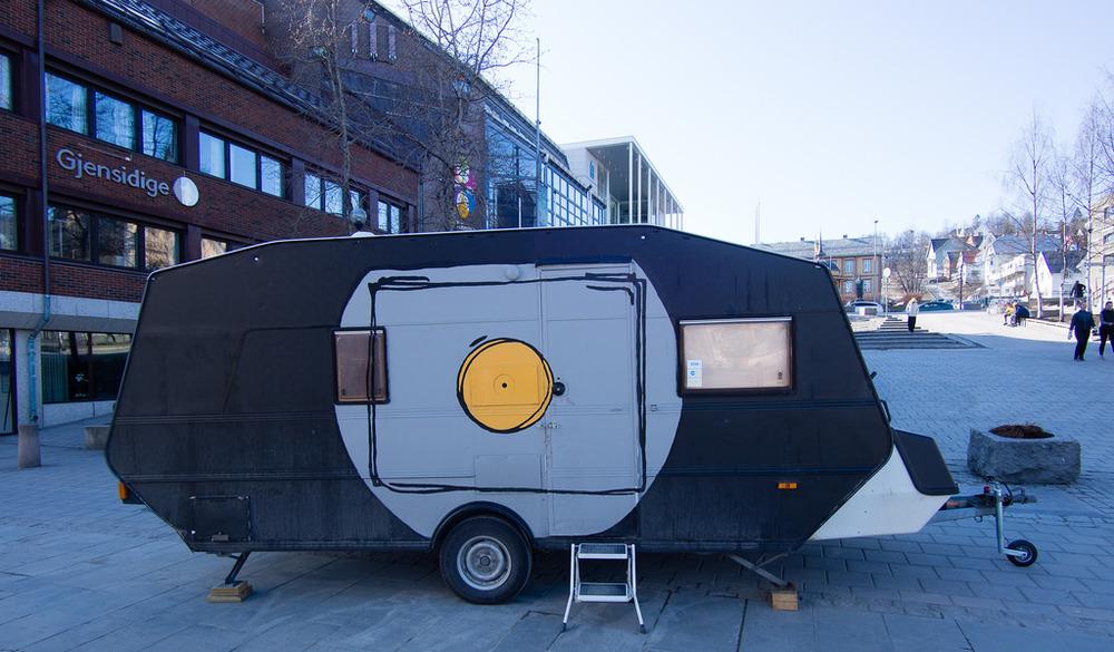 Camper camera