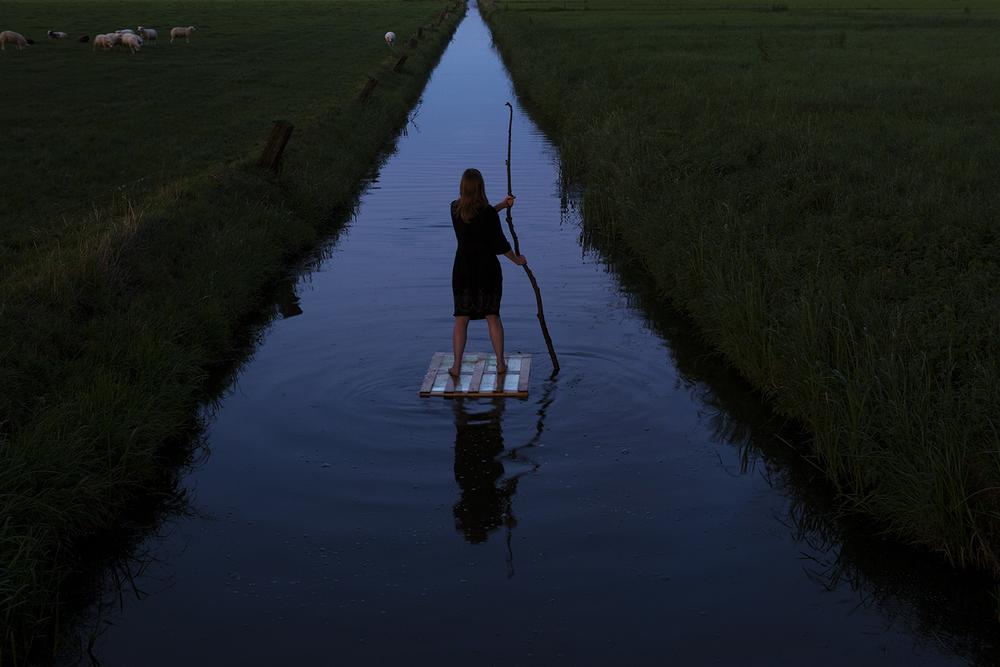 Schemering 5 (Twilight) ,  Sofie Van Dam