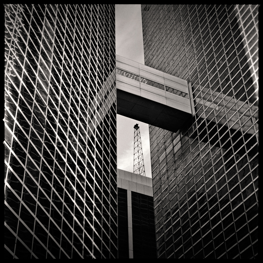 One United Nations Plaza from the series Monolith, Sean Perry