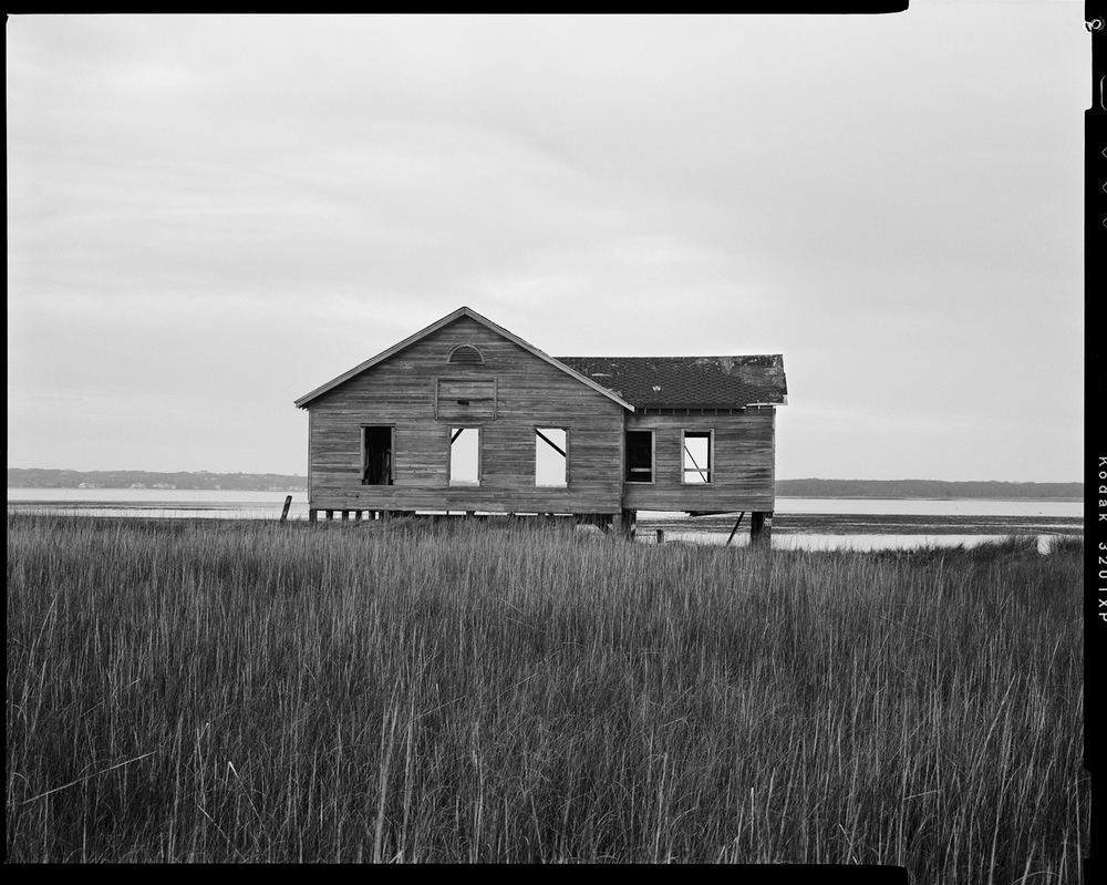 Meadow Lane Boat House  from the series    Promise Land ,  Joni Sternbach