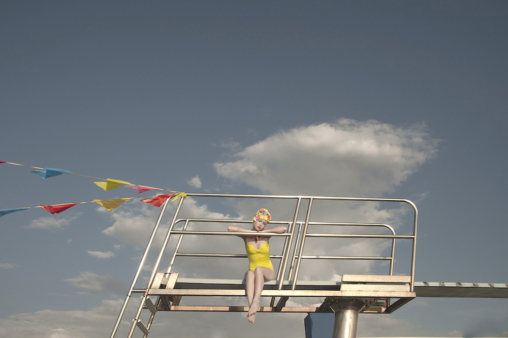 Over the Rainbow, Cristina Coral