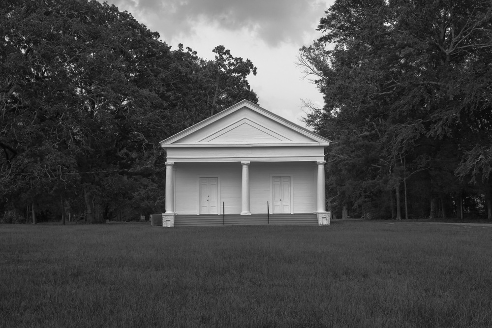 Newbern Presbyterian (1848), Newbern, Alabama ,  Don Norris