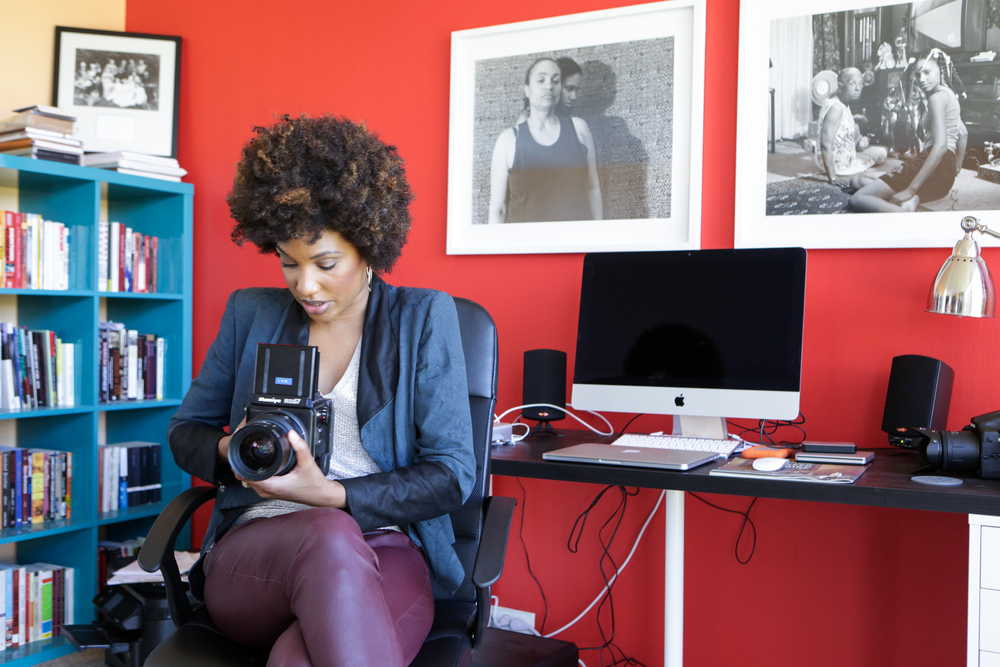 LaToya Ruby Frazier.  Photo: John D. & Catherine T. MacArthur Foundation