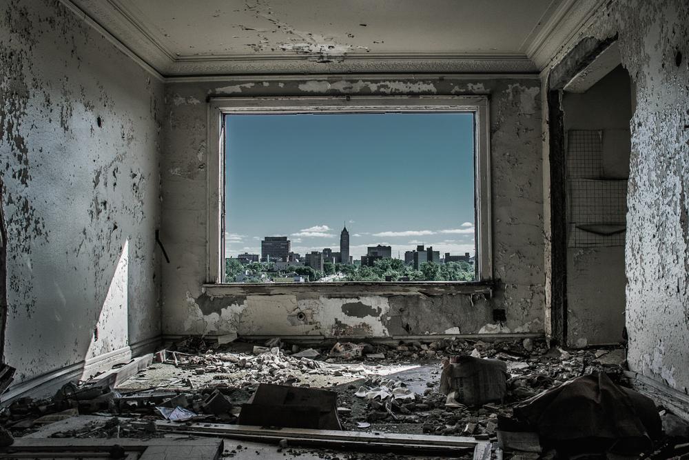 Presidential Suite x Detroit ,  Richard Coty