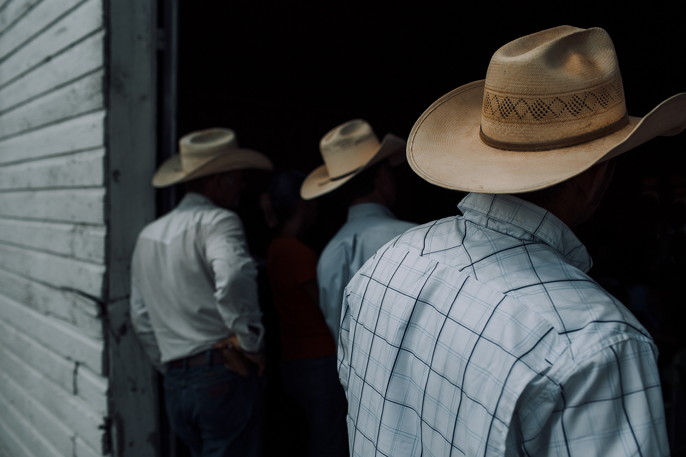 Cowboy Church  from the series  The Reckoning Days ,  Elliot Ross   @elliotstudio