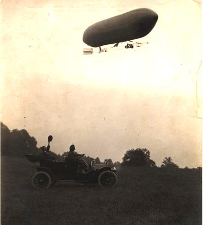 Signal Corps Dirigible No 1  by  Carl H. Claudy