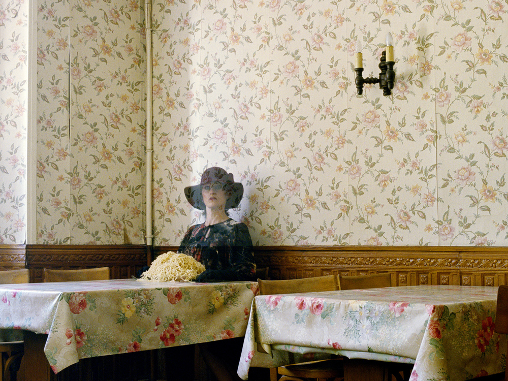 A l'italienne, from the series L'Auberge, Estelle Lagarde