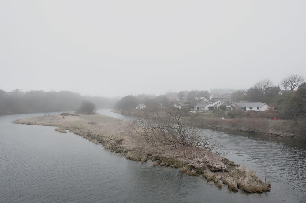 River Island, Aberdeen, Scotland, 2013 ,  Blazej Marczak