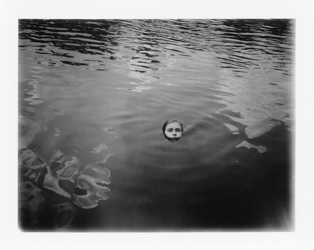 "Emergence   Jen Ervin  Archival inkjet print from original Polaroid 3.28 x 4.25"", signed and numbered edition of 5"