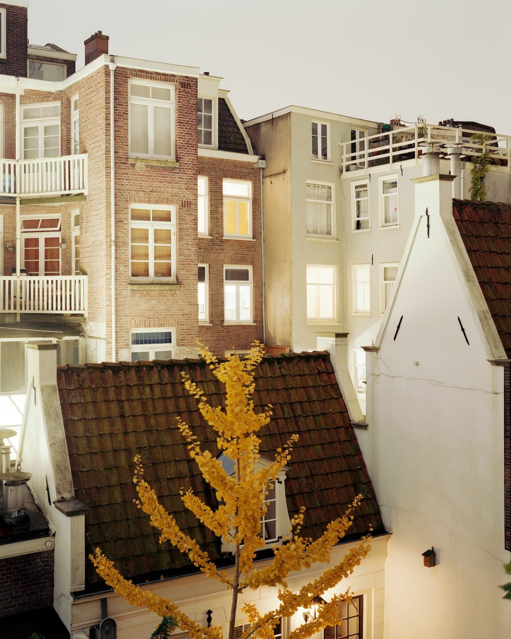 Rear Window Amsterdam #1, Jordi Huisman