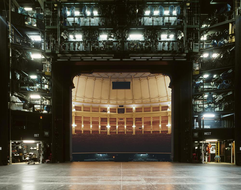 Richard Wagner Festspielhaus, Bayreuth, 2014
