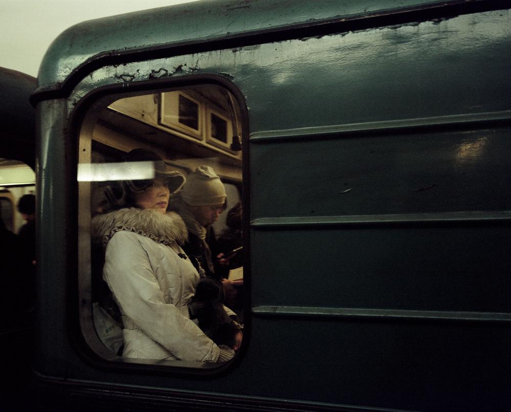 Moscow Metro, Tomer Ifrah