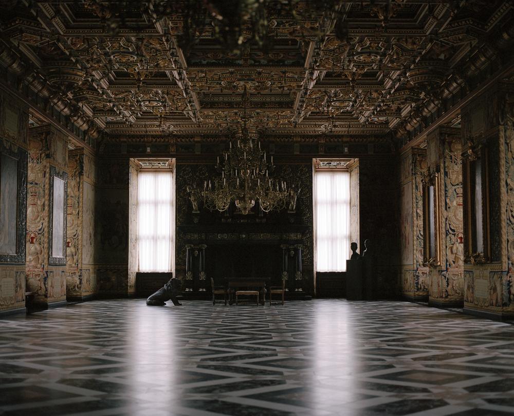 Castle, Denmark ,  Morgan Rachel Levy